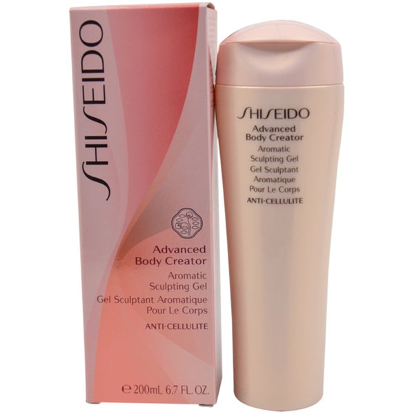 Shiseido Advanced Body Creator Aromatic AntiCellulite Sculpting Gel