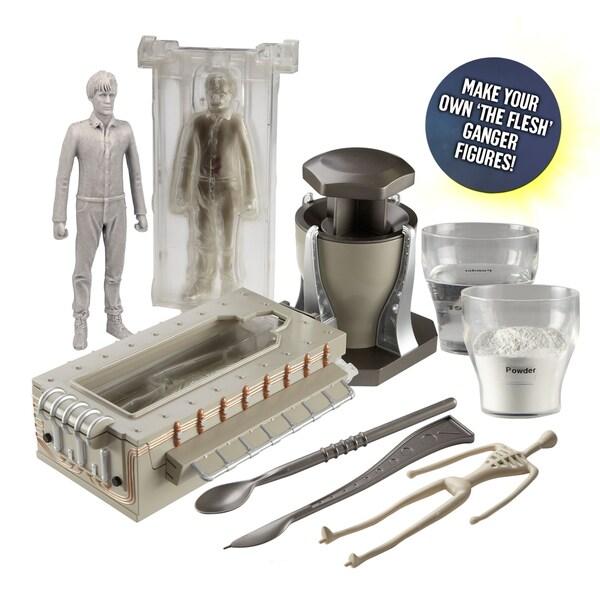 Doctor Who Flesh Factory Figure Maker Set