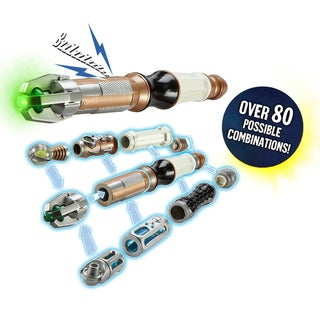 Doctor Who Personalize a Sonic Screwdriver