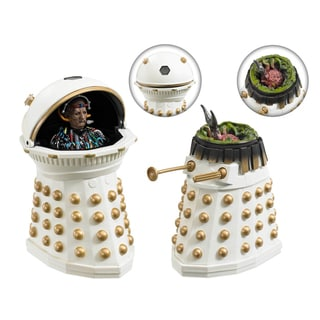 Doctor Who Davros & Imperial Dalek