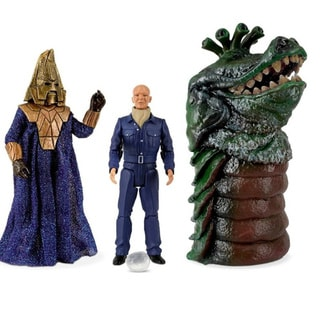 Doctor Who Enemies of the 3rd Doctor