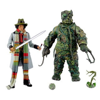 Doctor Who Seeds of Dooms Twin Pack