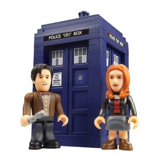 Doctor Who The TARDIS Mini Set