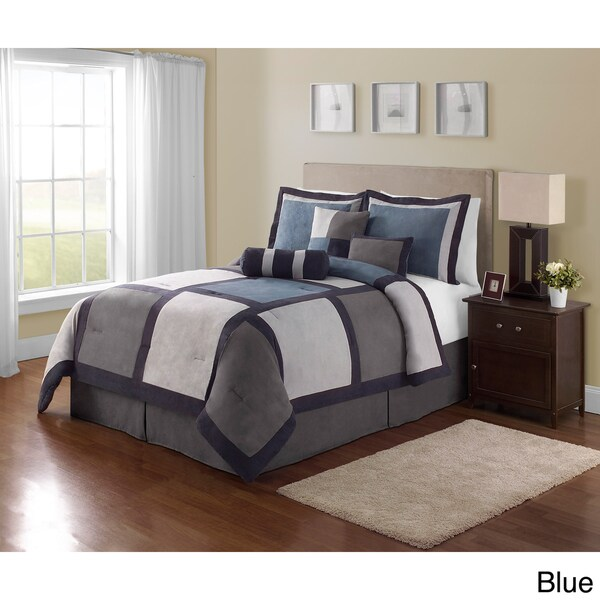 VCNY Pinto 7-piece Comforter Set