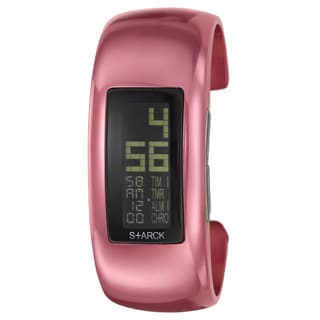 Philippe Starck Women's Aluminum Digital Chronograph Watch