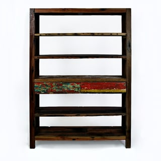 Ecologica Reclaimed Wood Bookcase