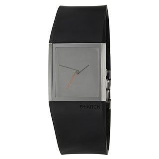 Philippe Starck Men's Stainless Steel Watch