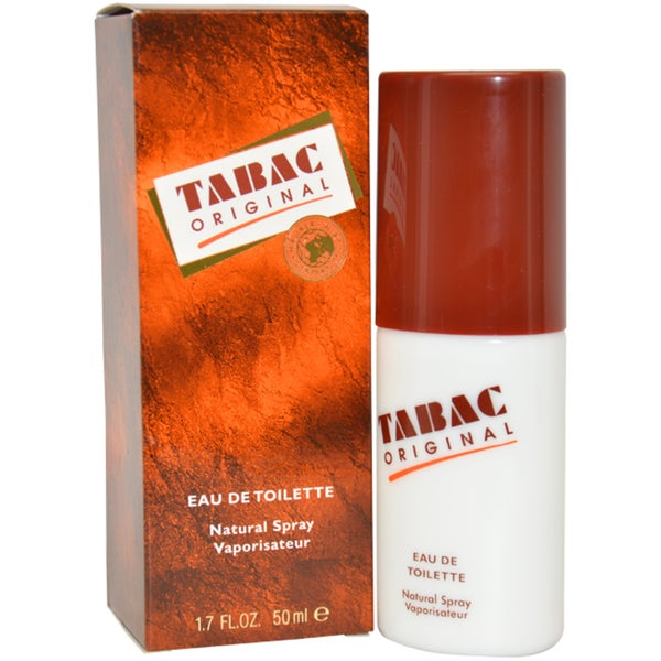 Maurer & Wirtz Tabac Original Men's 1.7-ounce Eau de Toilette Spray