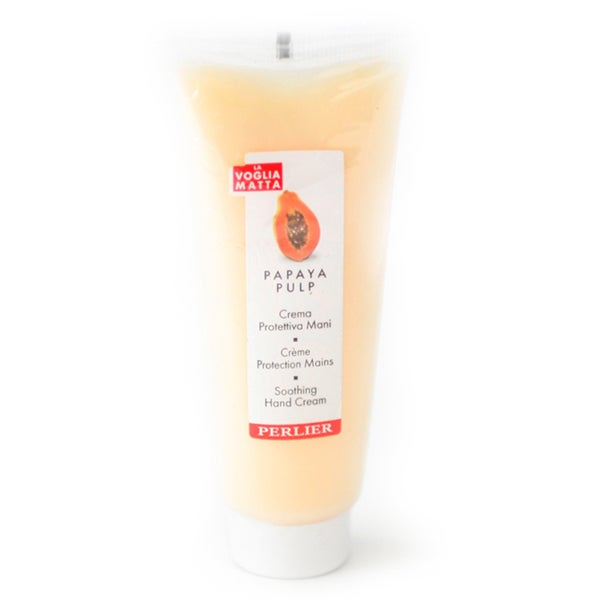 Perlier Papaya Pulp 2.5-ounce Soothing Hand Cream