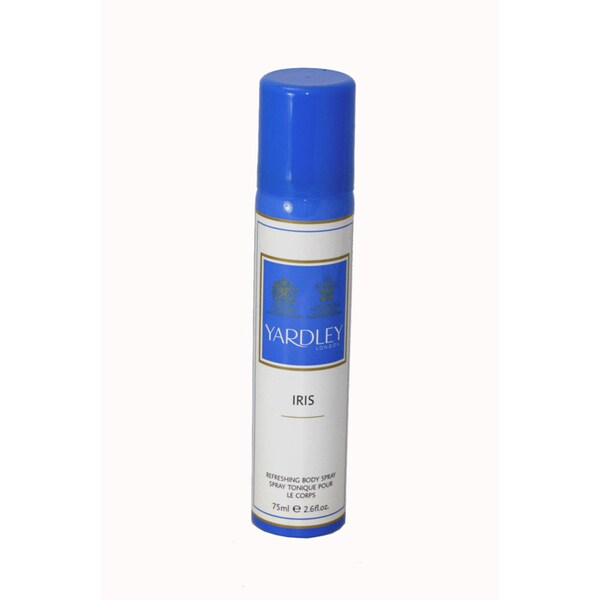 Yardley of London 'Iris' Women's 2.6-ounce Refreshing Body Spray