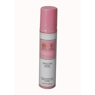 Yardley of London 'English Rose' Women's 2.6-ounce Refreshing Body Spray (Unboxed)