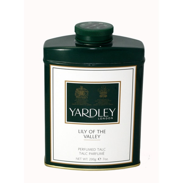 Yardley of London 'Lily of the Valley' Women's Perfumed Talc (Unboxed)