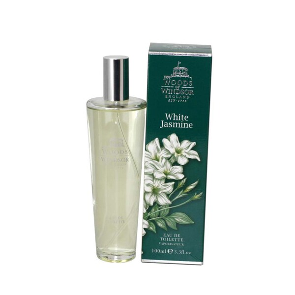 Woods of Windsor 'White Jasmine' Women's 3.3-ounce Eau de Toilette Spray