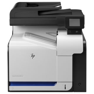 HP LaserJet Pro 500 M570DN Laser Multifunction Printer - Color - Plai