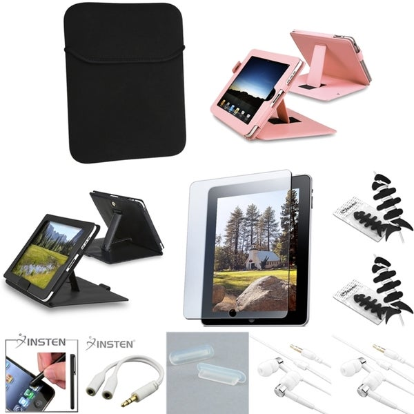 Case/ Headset/ Splitter/ Sleeve/ Protector for Apple iPad 1