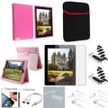 Case/ Headset/ Splitter/ Sleeve/ Protector for Apple iPad 2/ 3