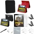 BasAcc Case/ Headset/ Splitter/ Sleeve/ Protector for Apple iPad 1