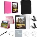 BasAcc Case/ Headset/ Splitter/ Sleeve/ Protector for Apple iPad 2/ 3