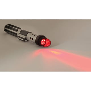 Star Wars Darth Vader Lightsaber Flashlight