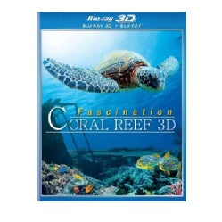 Fascination Coral Reef 3D (Blu-ray Disc)