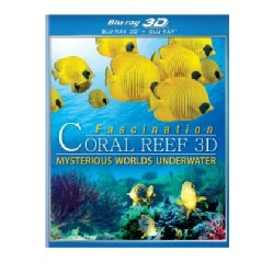 Fascination Coral Reef: Mysterious Worlds Underwater 3D (Blu-ray Disc)