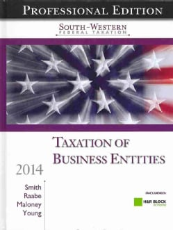 Taxation of Business Entities, 2014