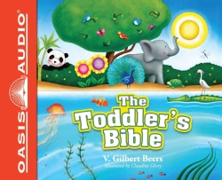 The Toddler's Bible (CD-Audio)