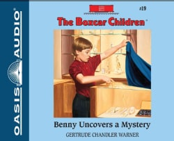 Benny Uncovers a Mystery (CD-Audio)