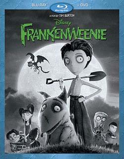 Frankenweenie (Blu-ray/DVD)
