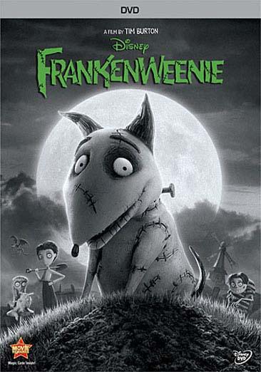 Frankenweenie (DVD)