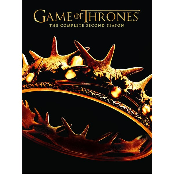 Game of Thrones: The Complete Second Season (DVD) 10329271