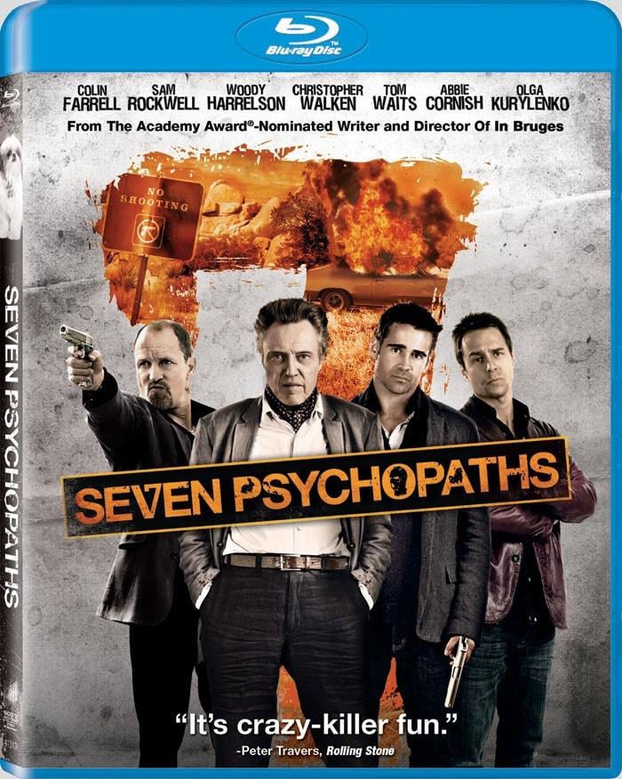 Seven Psychopaths (Blu-ray Disc)