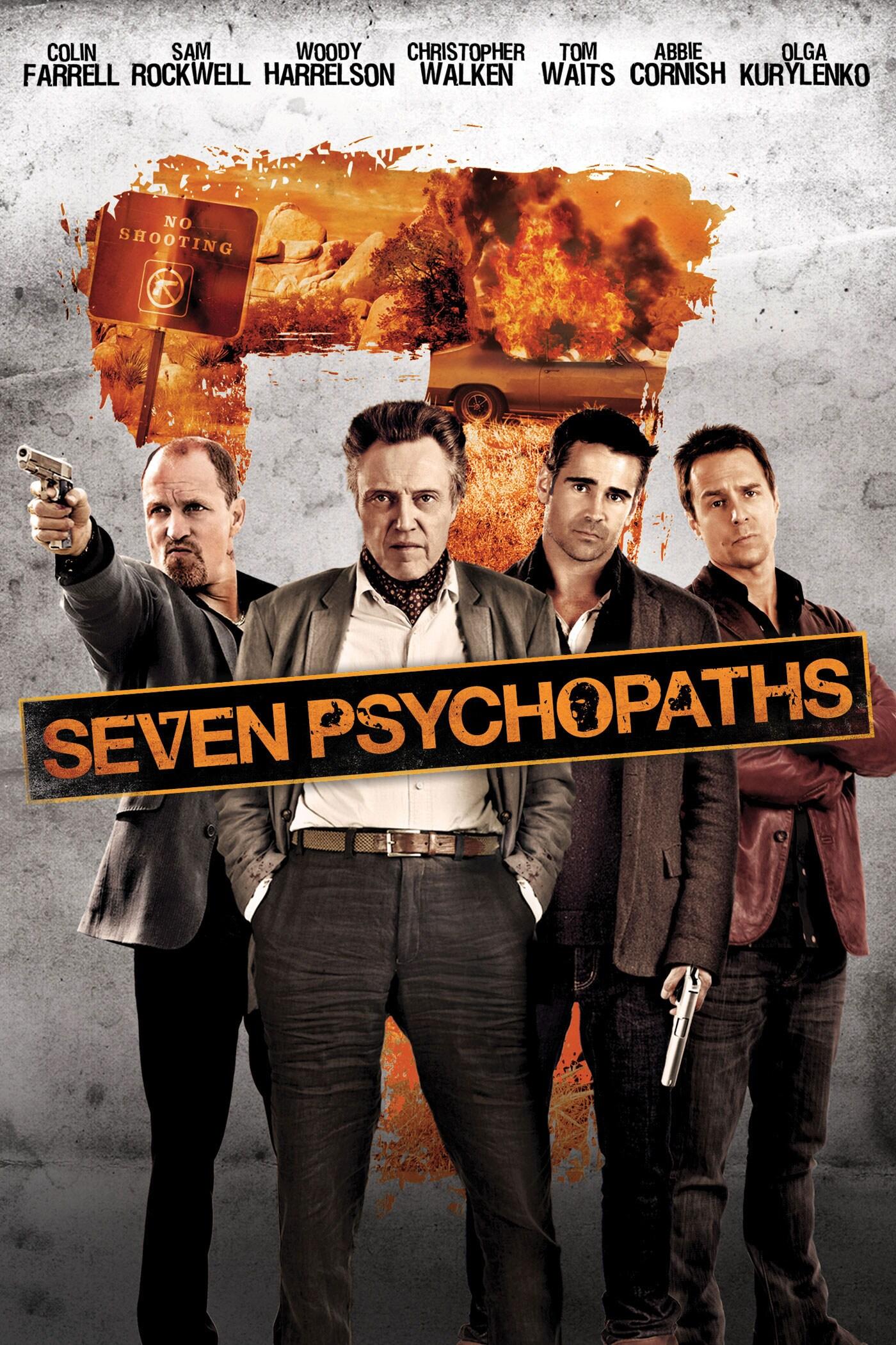 Seven Psychopaths (DVD)