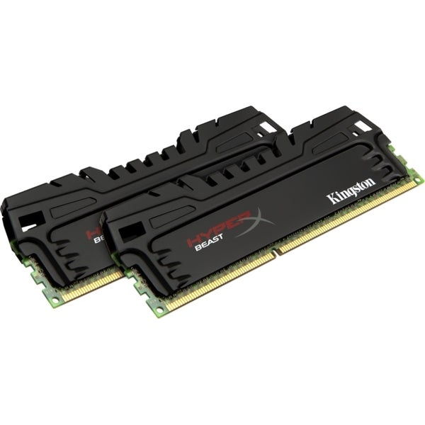Kingston HyperX Beast (T3) - 16GB Kit (2x8GB) - DDR3 1600MHz CL9 DIMM