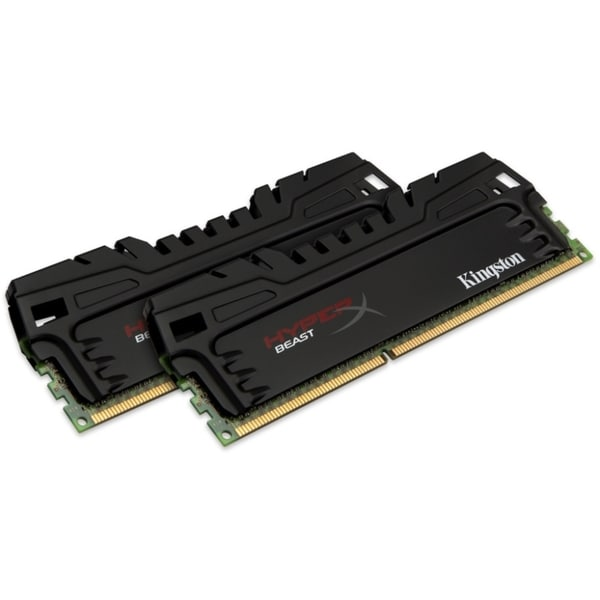 Kingston 8GB 1600MHz DDR3 CL9 DIMM (Kit of 2) XMP Beast Series