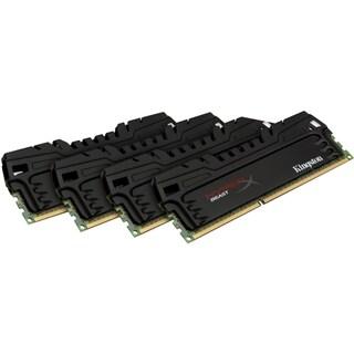 Kingston 16GB 1600MHz DDR3 CL9 DIMM (Kit of 4) XMP Beast Series