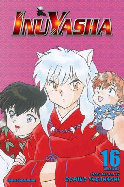 Inuyasha 16: 3-in-1 (Paperback)
