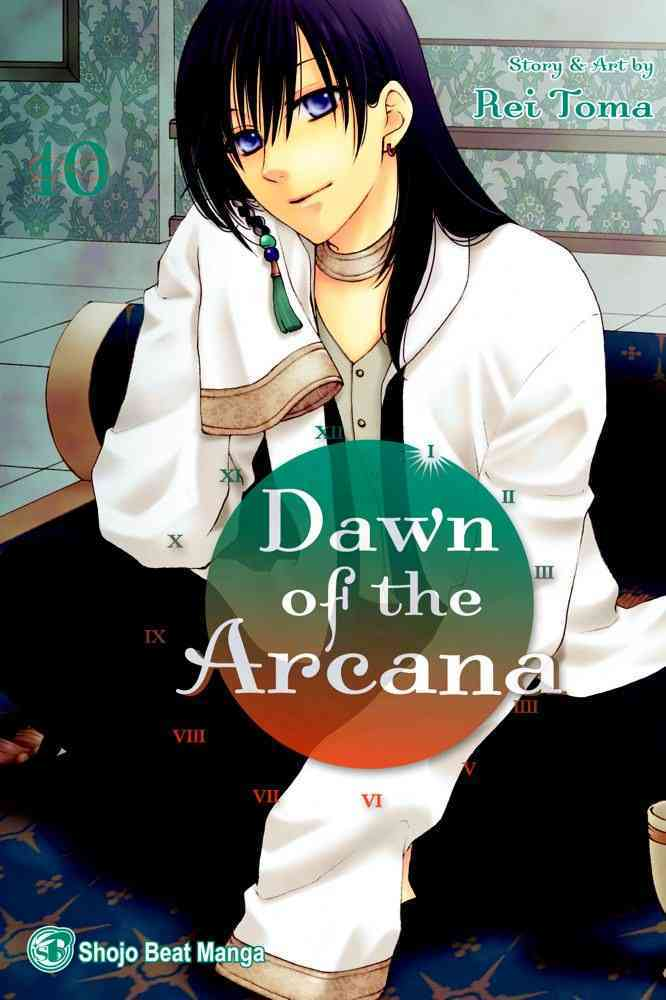 Dawn of the Arcana 10 (Paperback)