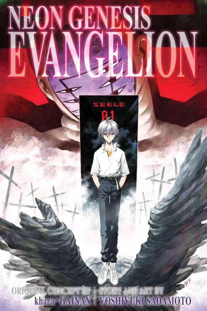 Neon Genesis Evangelion 3-in-1 Edition 4 (Paperback)