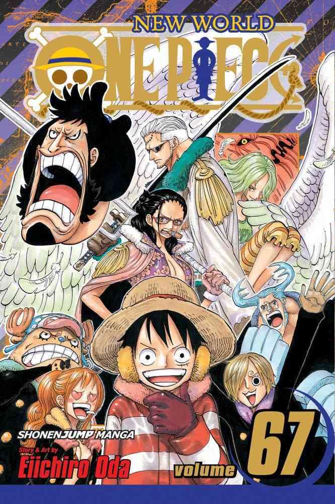 One Piece 67: New World (Paperback)