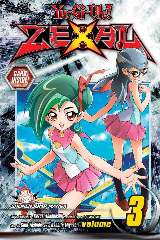 Yu-Gi-Oh! Zexal 3