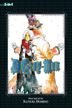 D.Gray-Man 1: 3-in-1 Edition (Paperback)