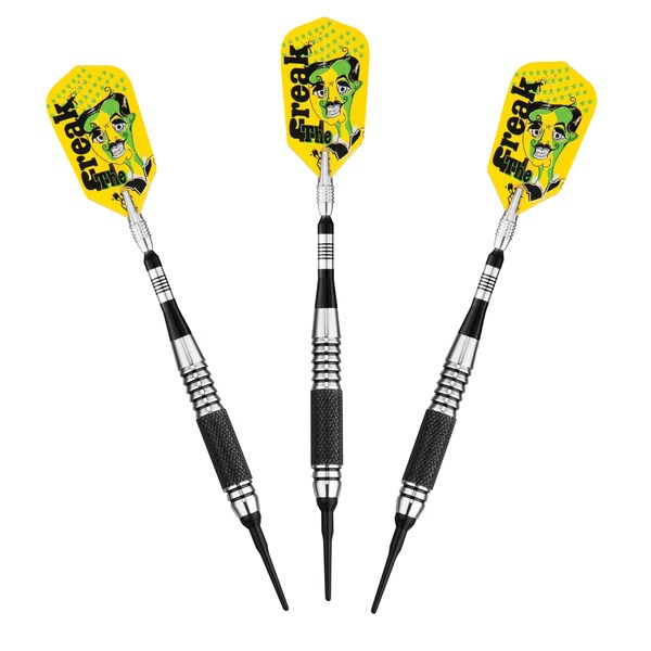 Hathaway 'The Freak' Soft Tip Darts (Set of 3)