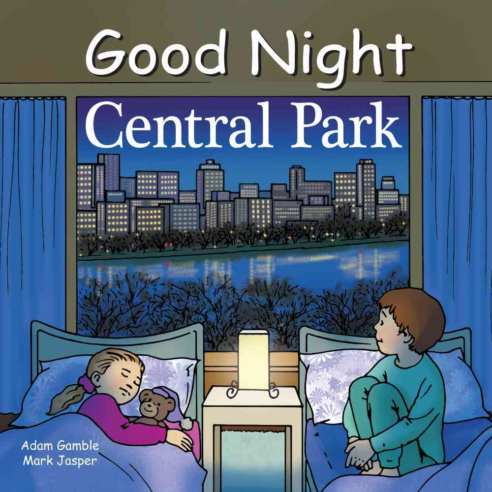 Good Night Central Park (Board book)