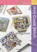 Mini Cross Stitch (Paperback)