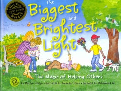 The Biggest and Brightest Light: The Magic of Helping Others (Hardcover)
