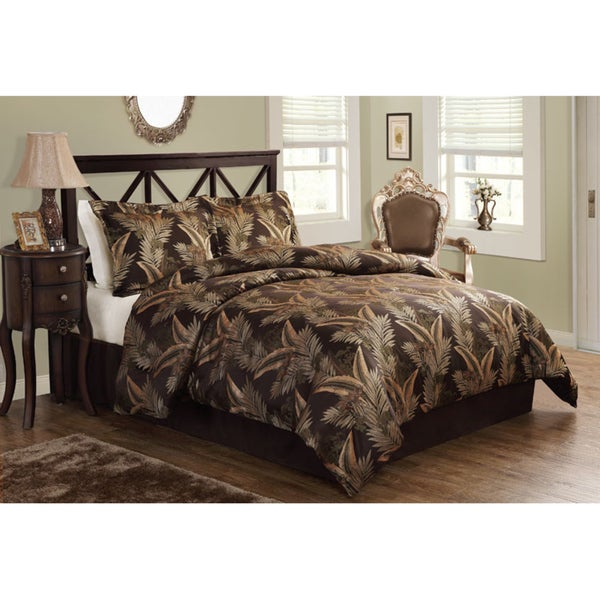 Palms 7-piece Comforter Set