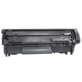 HP 12A Compatible Black Toner Cartridge for Hewlett Packard Q2612A (Remanufactured)