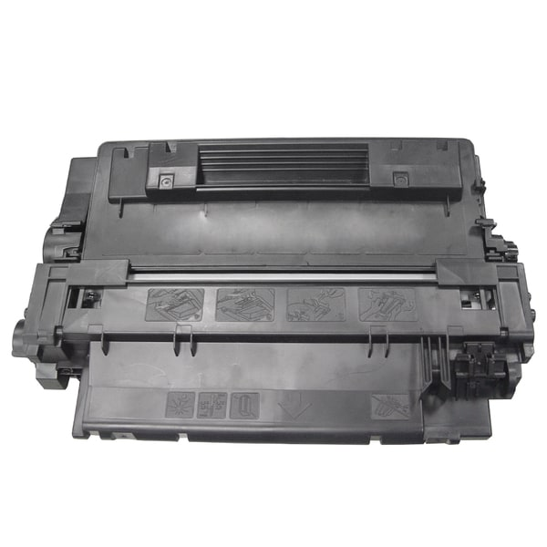 HP 55A Compatible Black Toner Cartridge for Hewlett Packard CE255A (Remanufactured)