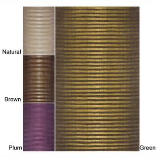 nuLOOM Handmade Modern Lines Wool Rug